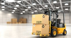 Eliminating labor-intensive processes at a modern warehouse