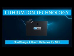 Li-ion Batteries for Material Handling Equipment Explained in 2 min. Video