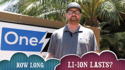 (English) How Long do Li-ion batteries for lift trucks last?