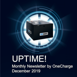 (English) December 2019 UPTIME! Newsletter by OneCharge