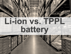 Lithium vs. TPPL Battery Overview