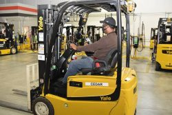 New Lithium Batteries For Your Lift Truck Are The Best Choice