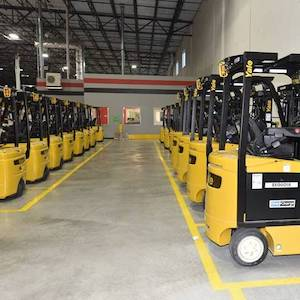 Lithium Is Fast Becoming the Ultimate Driver of Megatrends in Material Handling