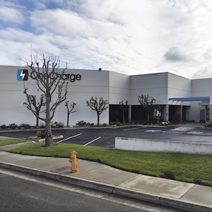 OneCharge Inc. Opens New Facility, Tripling Manufacturing Space