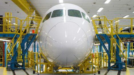 Lithium technology at Spirit AeroSystems